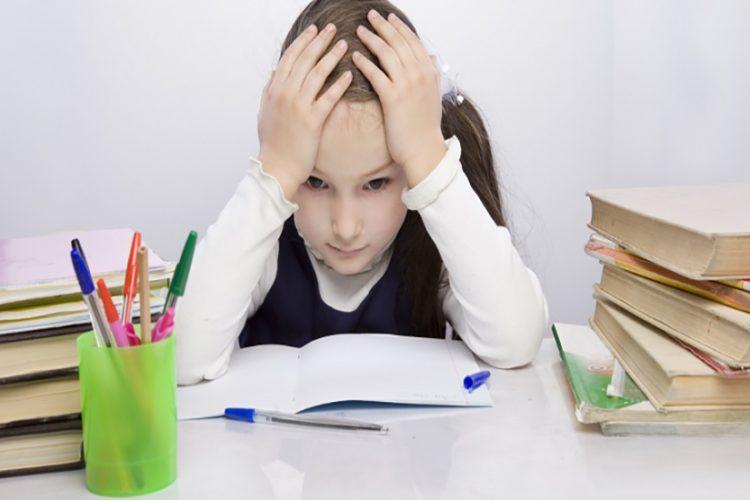 estresse na infância