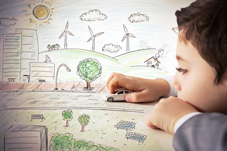 Dicas para estimular a inteligência e a criatividade da criança