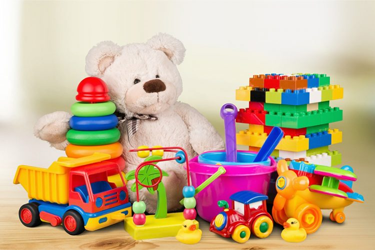 brinquedos seguros